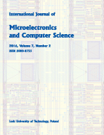 Journal of Microelectronics and Computer Science